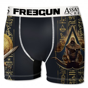 Boxer Freegun Garçon Assassin's Creed Egypte  (Boxers) chez FrenchMarket