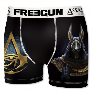 Boxer Freegun Garçon Assassin's Creed Hetepi  (Boxers) chez FrenchMarket