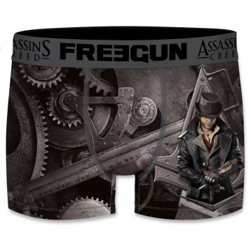 Boxer Freegun Garçon Assassin's Creed Jacob Frye  (Boxers) chez FrenchMarket