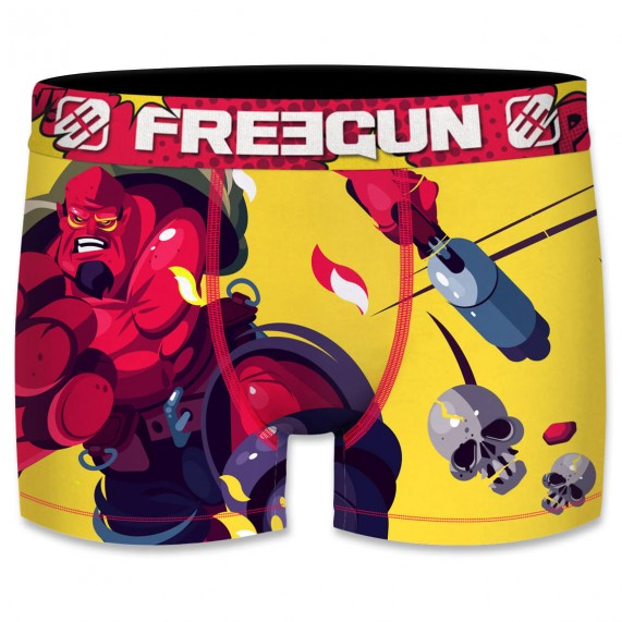 Boxer Homme Collection Comics Super-Héros (Boxers) Freegun chez FrenchMarket