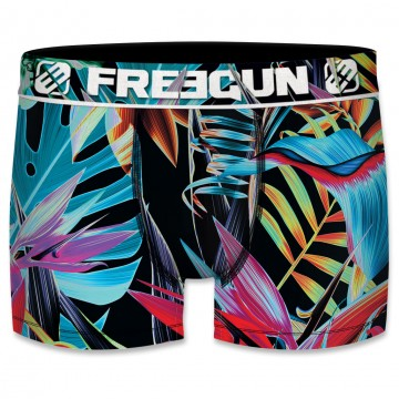 Boxer Homme Tropical  (Boxers) Freegun chez FrenchMarket