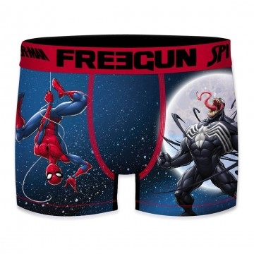 Boxer FREEGUN Garçon Ultimate Spider-Man Venum  (Boxers) chez FrenchMarket