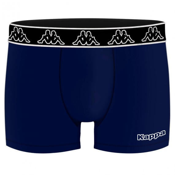 Boxers Homme Coton Pack de 4 ATH (Boxers) Kappa chez FrenchMarket