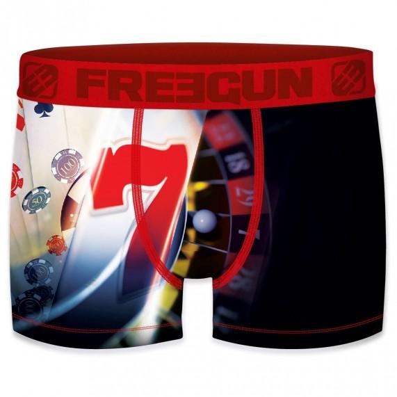Lot de 6 Boxers Garçon Premium (Boxers) Freegun chez FrenchMarket