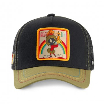 Casquette Trucker Looney Tunes Marvin le Martien (Casquettes) Capslab chez FrenchMarket