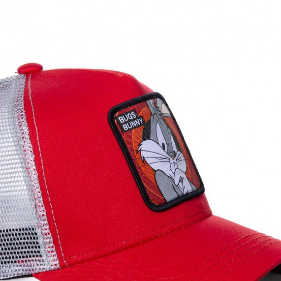 Casquette Trucker Looney Tunes Bugs Bunny (Casquettes) Capslab chez FrenchMarket