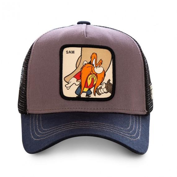 Casquette Trucker Looney Tunes Sam Le Pirate (Casquettes) Capslab chez FrenchMarket
