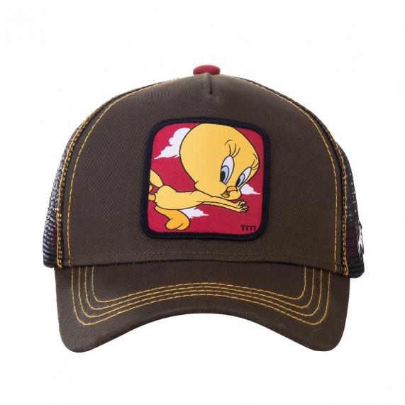 Casquette Trucker Looney Tunes Titi (Casquettes) Capslab chez FrenchMarket