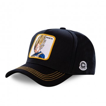 Casquette Baseball Dragon Ball Z Vegeta (Casquettes) Capslab chez FrenchMarket