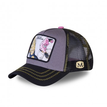 Casquette Trucker Dragon Ball Z Desperation (Casquettes) Capslab chez FrenchMarket