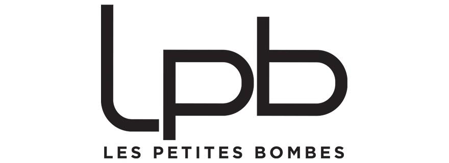 Logo de la marque produit : Les Petites Bombes