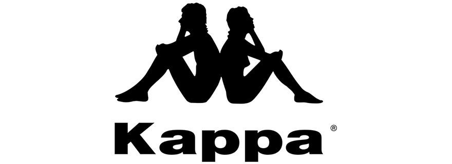 Logo de la marque produit : Kappa